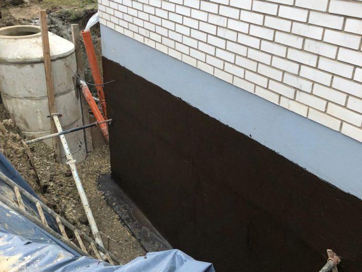 Bachler Bau - Abdichtungsarbeiten